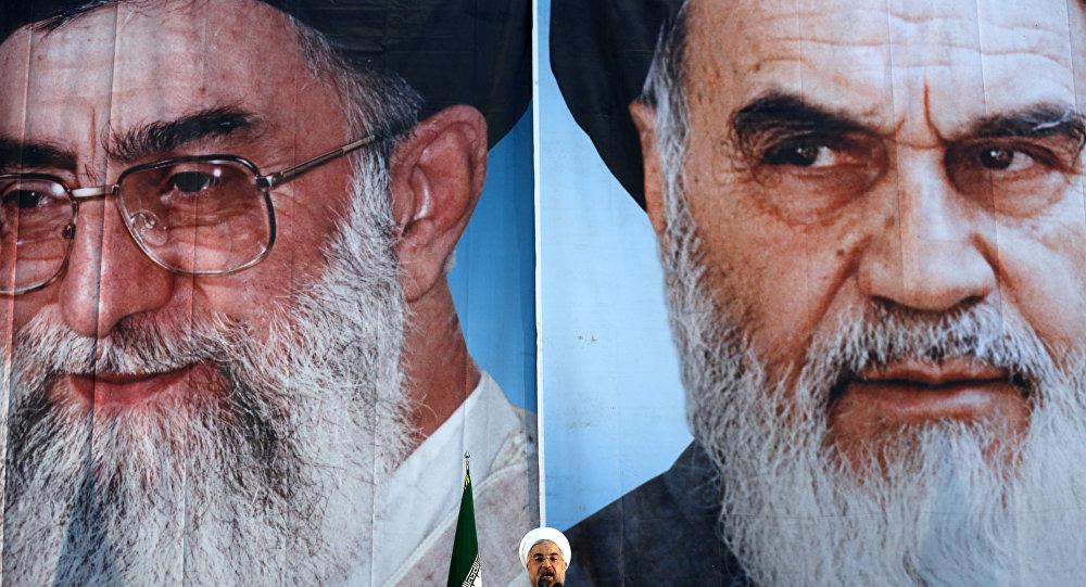 Presidente iraniano Hassan Rouhani (foto d'archivio)