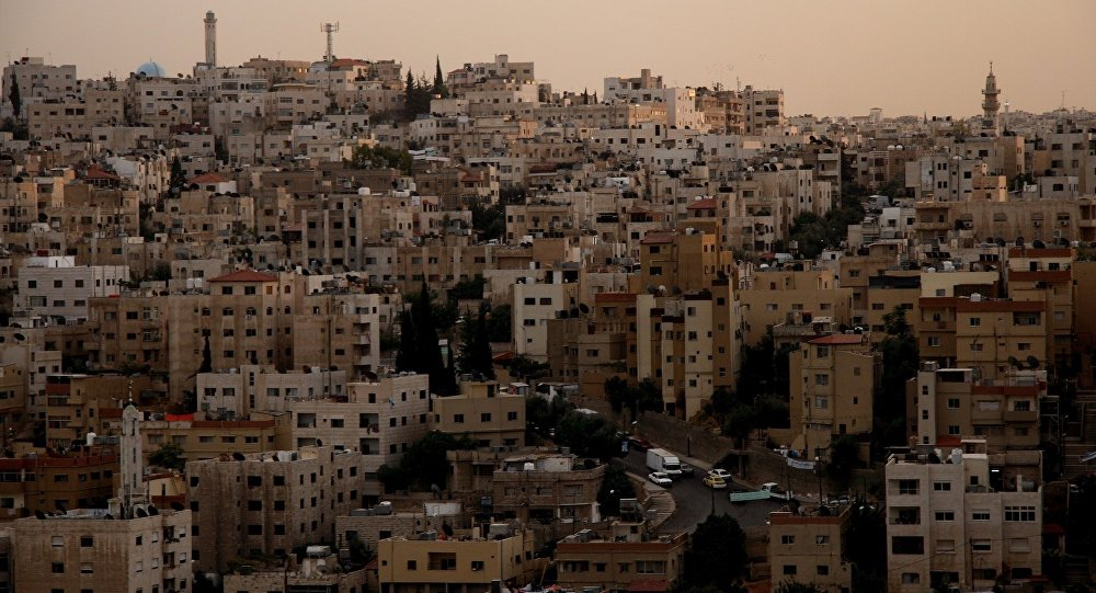 Amman, capitale della Giordania