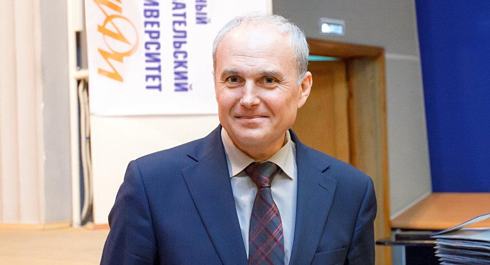 Ricercatore nucleare Georgy Tikhomirov