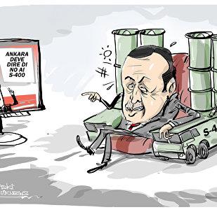 Turchia vede i lanciamissili antiaerei russi S-400: Pentagono scettico