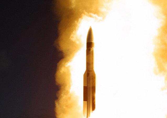 Missile di difesa aerea Aegis
