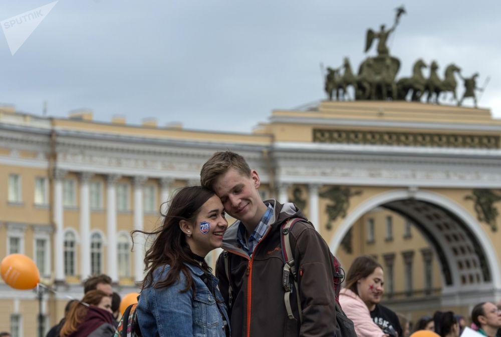 L'amore per le strade della Russia