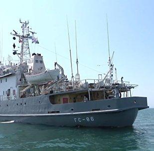 Crimea: un gruppo di ricerca scopre una nave militare risalente alla Seconda guerra mondiale