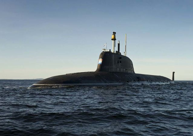 Sottomarino russo del progetto Yasen-M