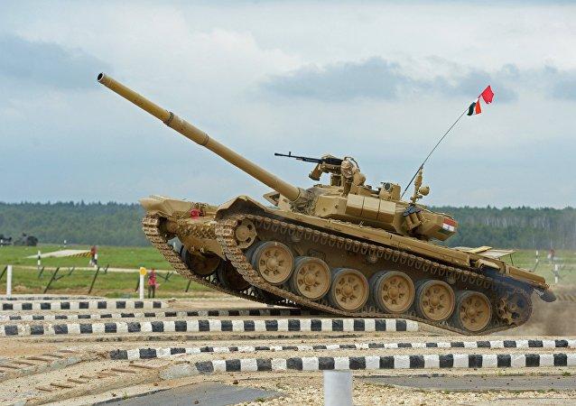 Il Biathlon dei carri armati. Il terzo giorno dei Giochi Militari