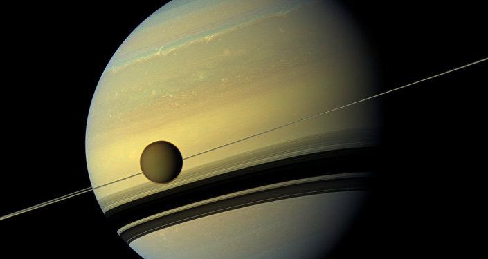 Saturno e Titano