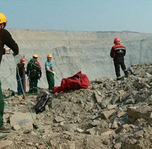 Inviati scalatori industriali per salvataggio minatori da miniere allagate in Jacuzia