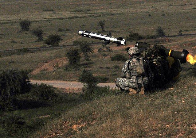 Sistema missilistico anticarro Javelin
