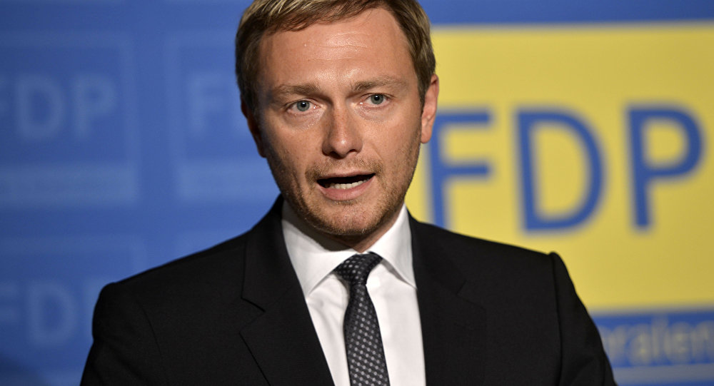 Lindner leader del FDP