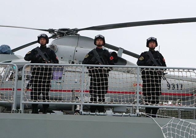 Esercitazioni navali sino-russe