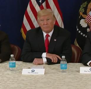 Donald Trump ha ringraziato Vladimir Putin