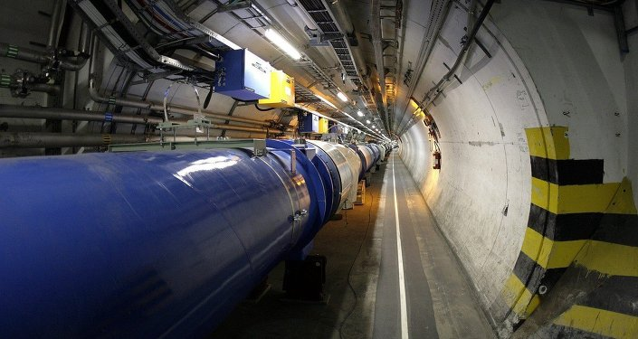 Acceleratore Large Hadron Collider