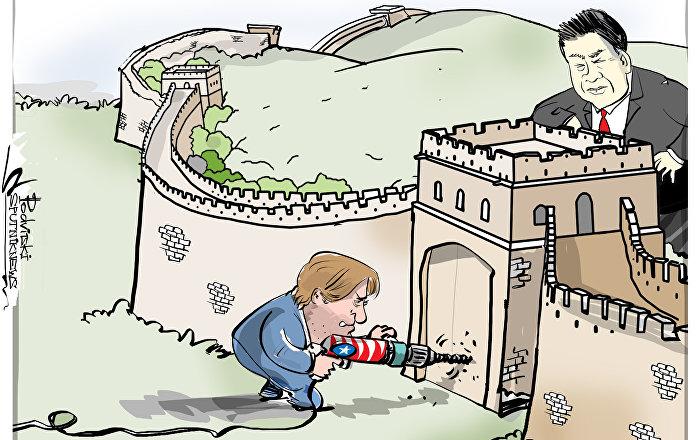Usa e Cina