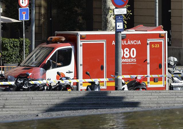 Attentato nel centro di Barcellona