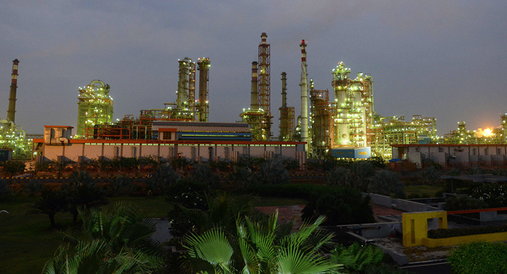società Essar Oil Limited, con sede in India