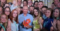 Musica, Putin in visita in Crimea