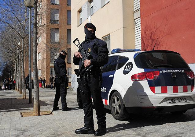 Polizia catalana