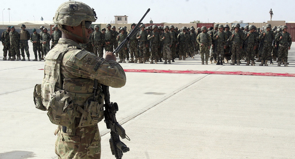 Militare Usa in Afghanistan