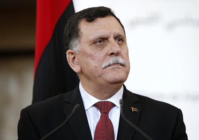 Fayez Sarraj, il Primo ministro libico.