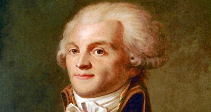 Maximilien-François-Marie-Isidore de Robespierre