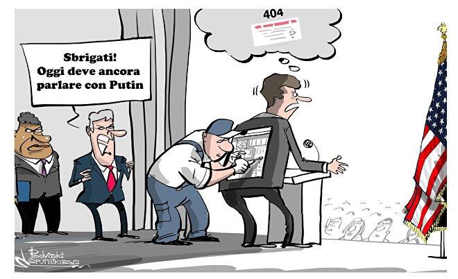 Putin: Russia può ulteriormente ridurre numero dei diplomatici USA di altri 155