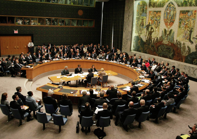 Consiglio Sicurezza ONU (foto d'archivio)