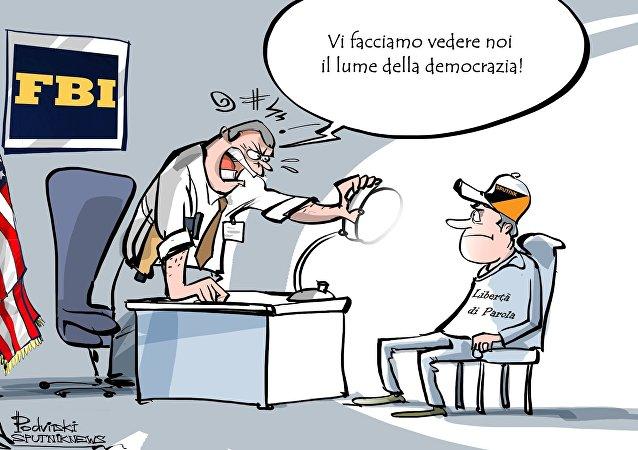 Vi facciamo vedere noi il lume della democrazia!