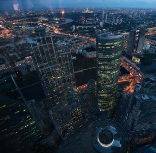 Io e te, 89 piani sopra il cielo di Mosca