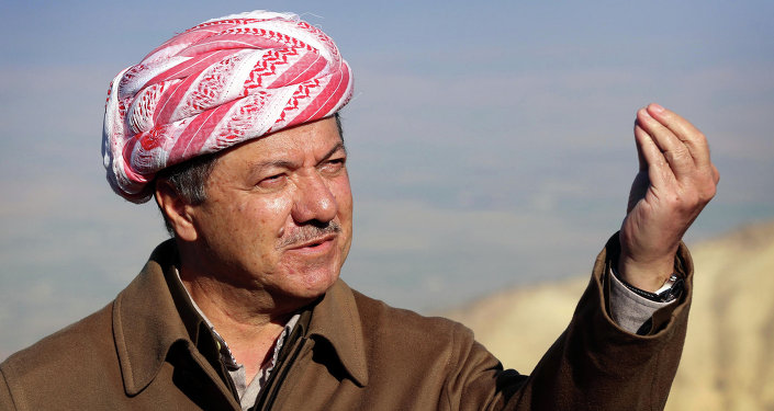 Massoud Barzani