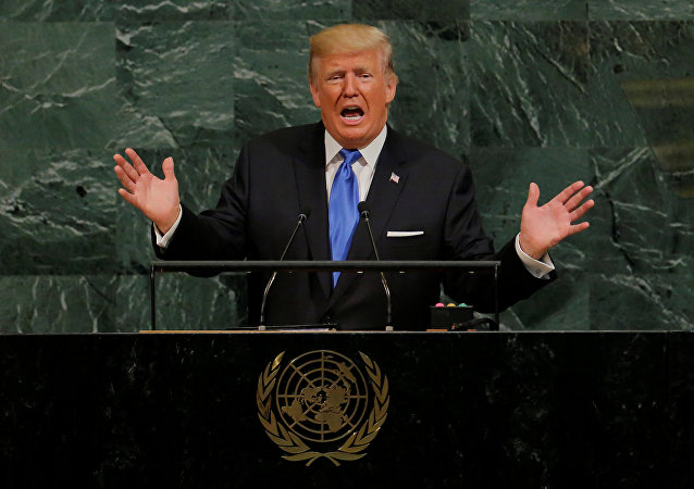 Trump all'ONU
