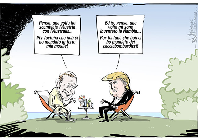 Trump si invita un nuovo paese