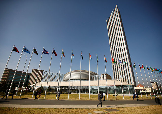 Addis Abeba, la capitale dell'Etiopia