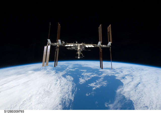 The International Space Station (ISS) uses a modular design first perfected by Soviet engineers in the 1980s.
