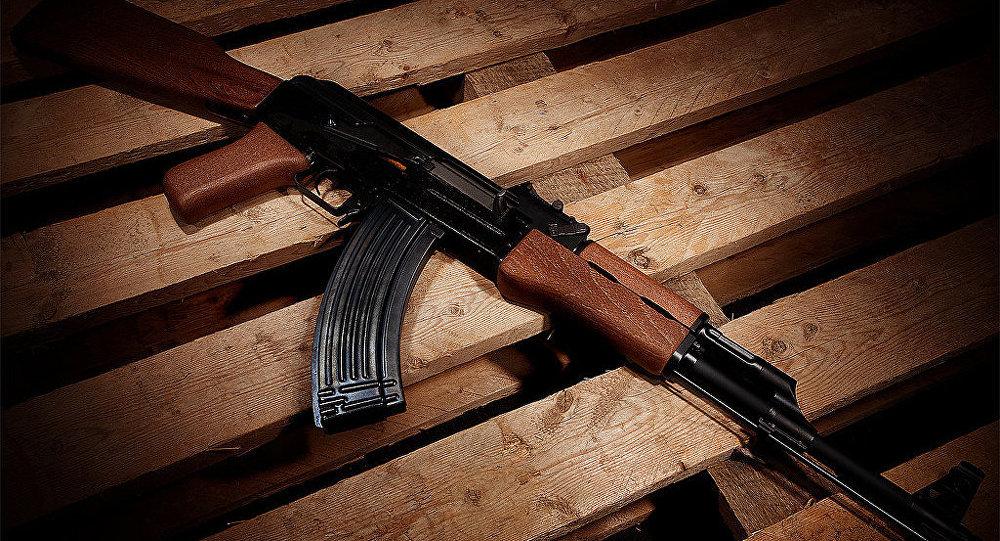 Il fucile d'assalto AK-47
