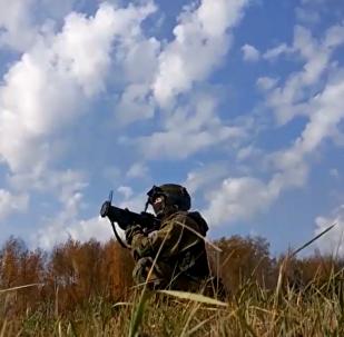 Esercitazioni delle forze speciali russe