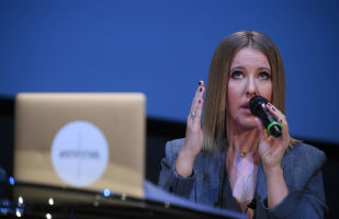 Ksenia Sobchak, conduttrice televisiva russa e candidata alle presidenziali russe