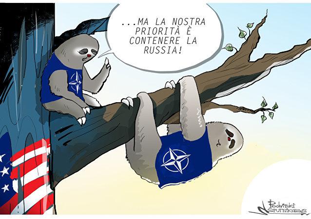 La priorità della Nato