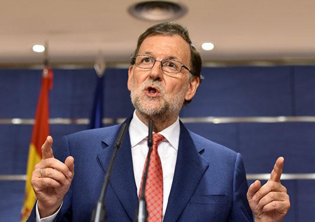 Mariano Rajoy, il premier della Spagna