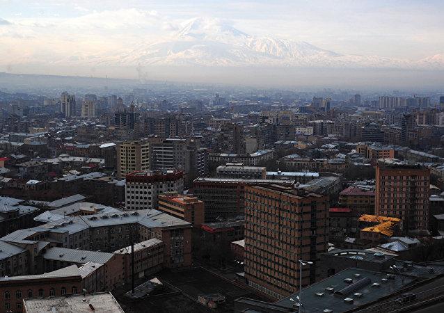 Erevan, Armenia