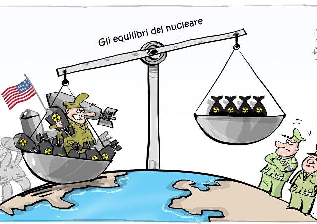Gli equilibri del nucleare