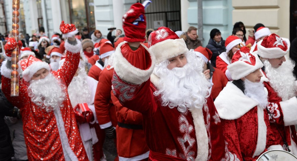 Babbo Natale in Russia