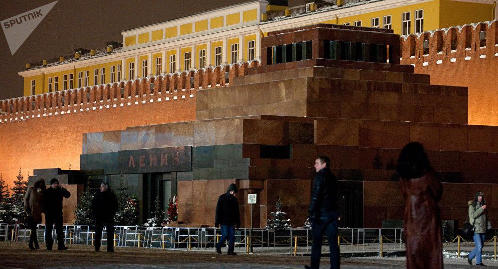 Mausoleo di Lenin