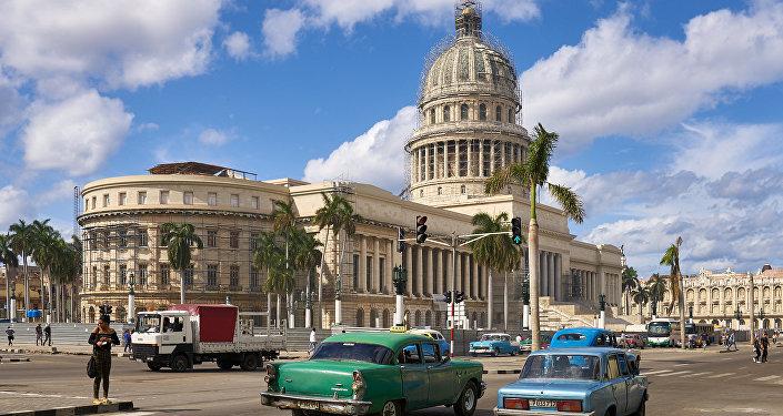 Una via dell' Avana