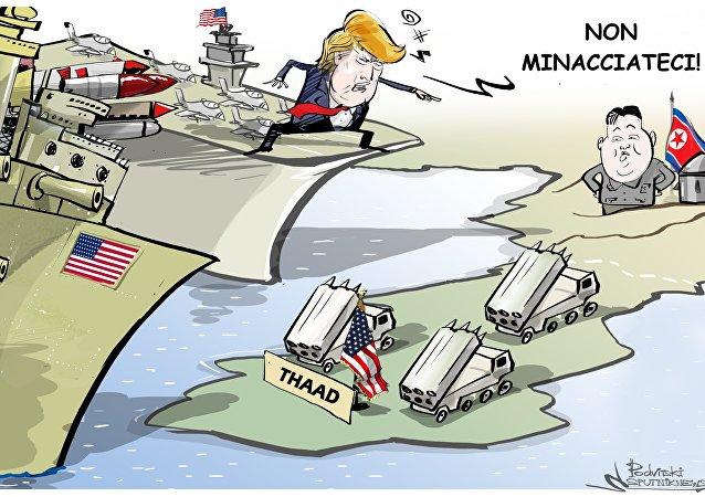 Trump vuole la pace