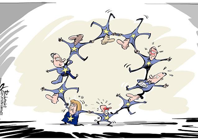 Analisti del Bundeswehr mettono in guardia da eventuale disgregazione UE
