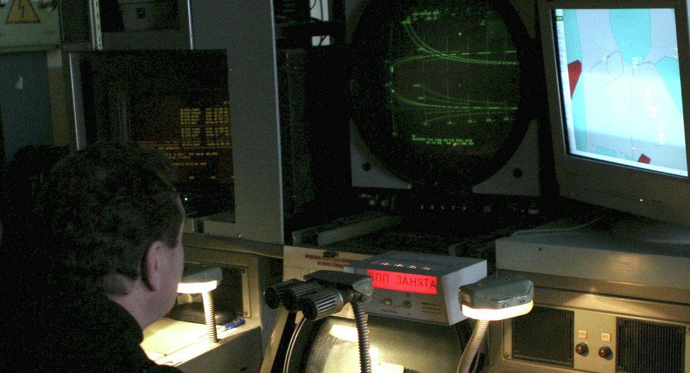 Un controlloro di volo