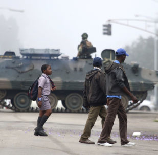 Colpo di stato militare in Zimbabwe