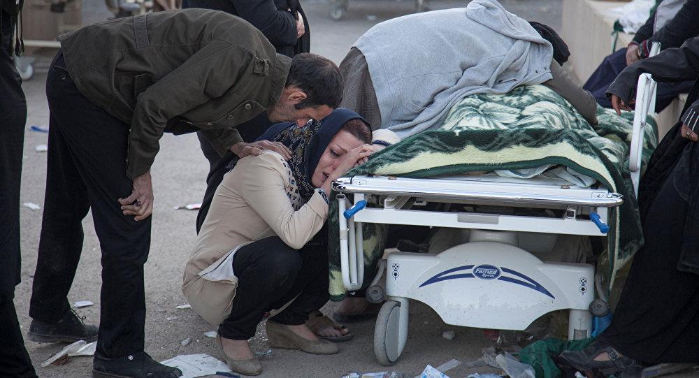 Terremoto del 13 novembre in Iran