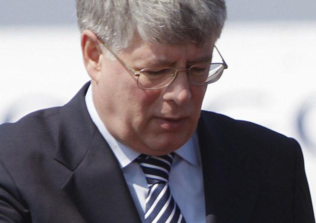 Alexey Borodavkin, rappresentante della Russia all'ONU e nelle organizzazioni internazionali a Ginevra
