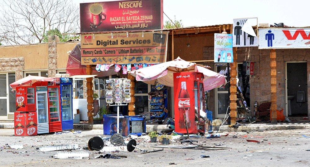 Dopo l'attentato a Luxor, Egitto